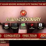 Asian Sex Diary Promotion