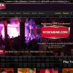 Stockbar Sign Up Again