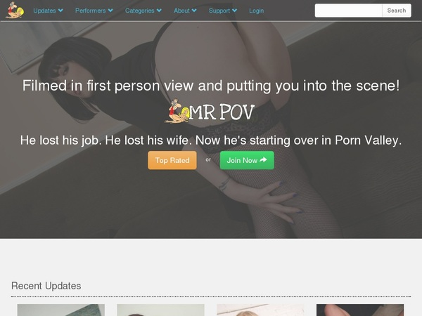 Mr Pov Sale Price