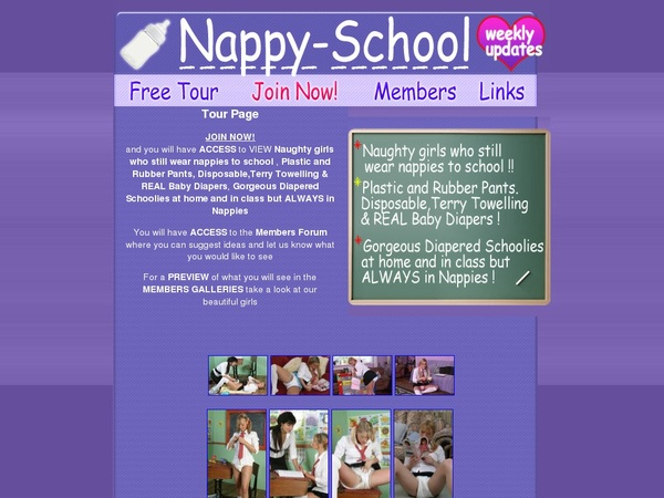 Nappy School Get Discount