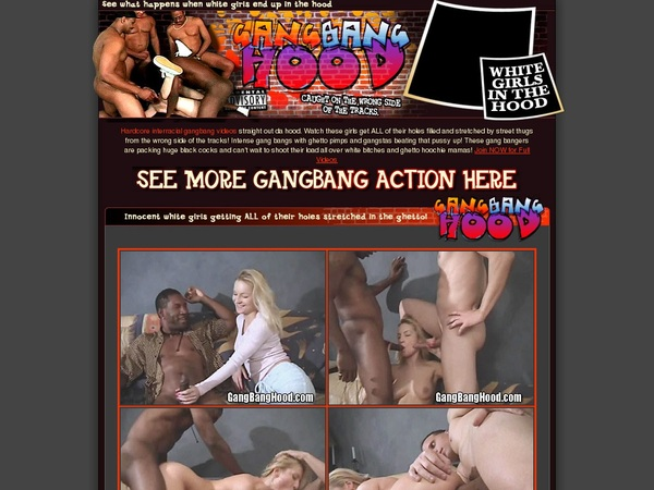 Gang Bang Hood Account New